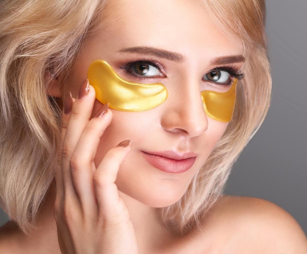 патчи: уход за кожей вокруг глаз